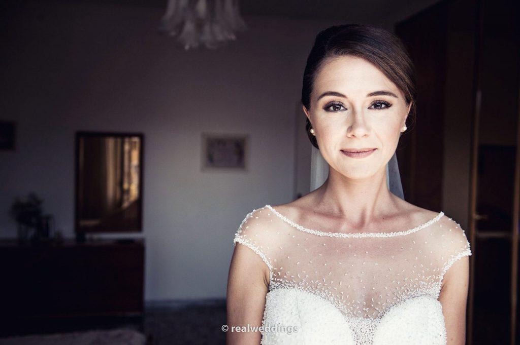 Ogni sposa ha la sua luce: <br>l'obiettivo è farla brillare.